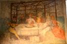 Ambraser Fresken, Musizierszene
