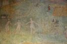 Ambraser Fresken, Tanzszene